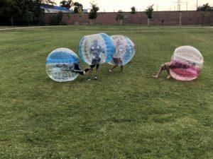 Bubble Soccer Barrie
