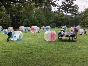 Bubble Soccer Brampton
