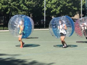 Bubble Soccer Burlington