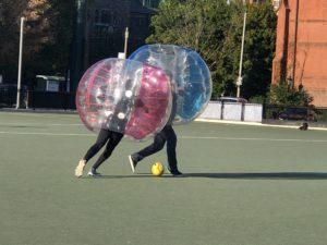 Bubble Soccer Durham