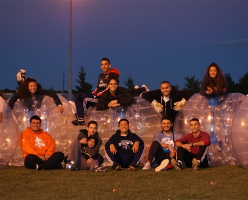 Bubble Soccer Toronto – Birthday Parties