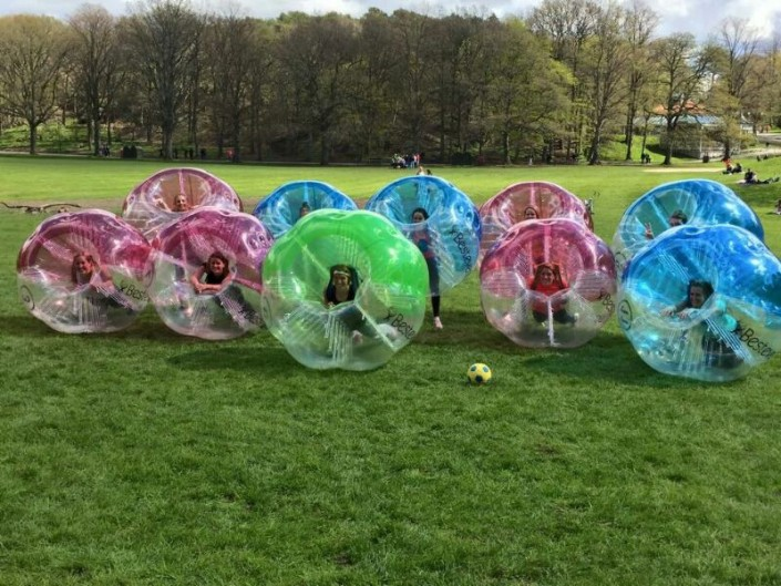 Bubble Soccer Birthday Party Rock N Roll