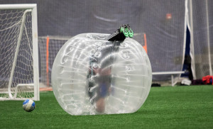 Bubble Soccer at Pickering Soccer Center 13