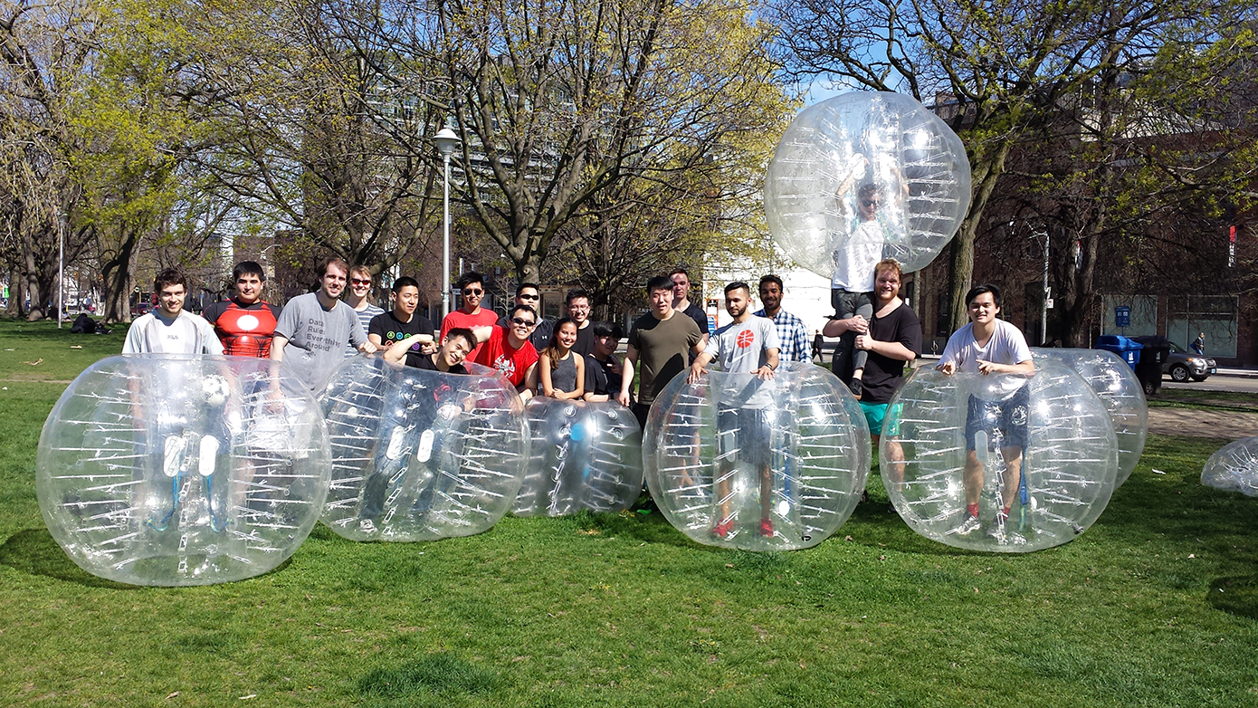 Bubble Soccer Toronto team image