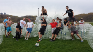 Bubble Soccer Durham Region